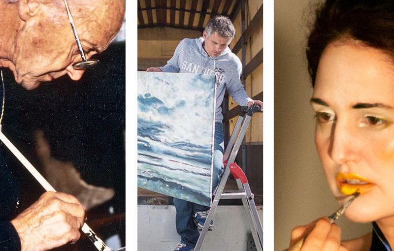 Wahr-Nehmung: Drei-Generationen Ausstellung